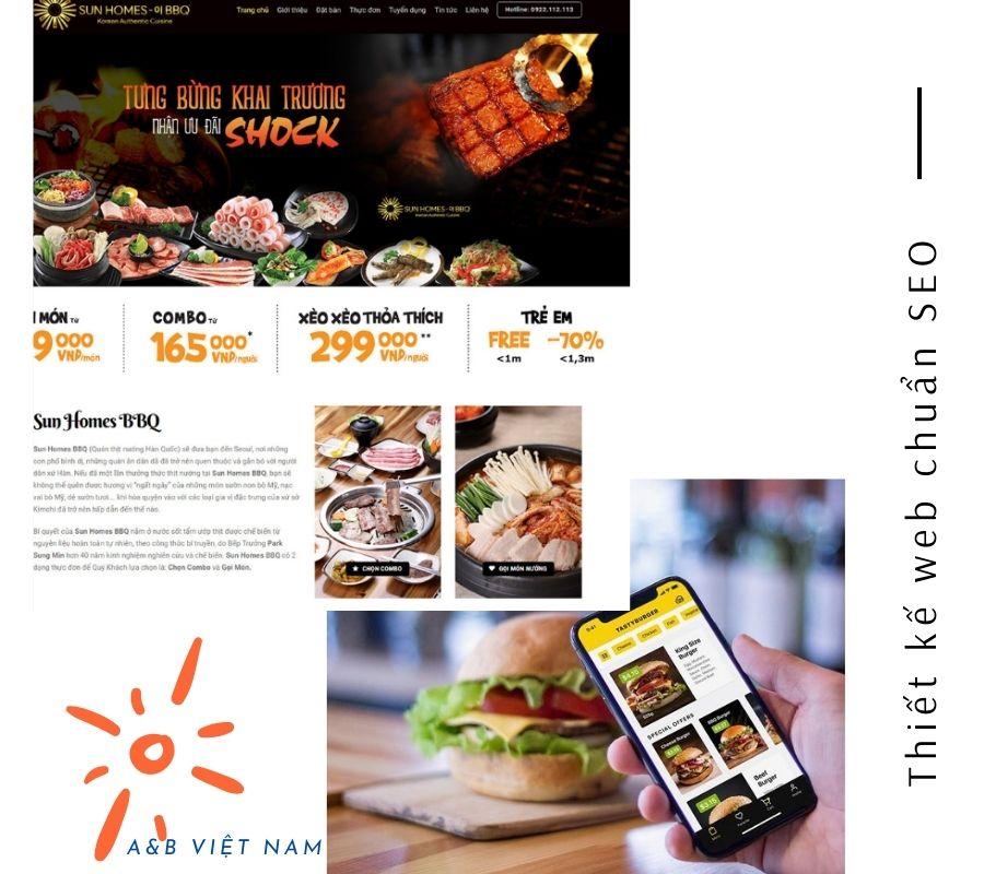 Dịch vụ thiết kế website chuẩn seo
