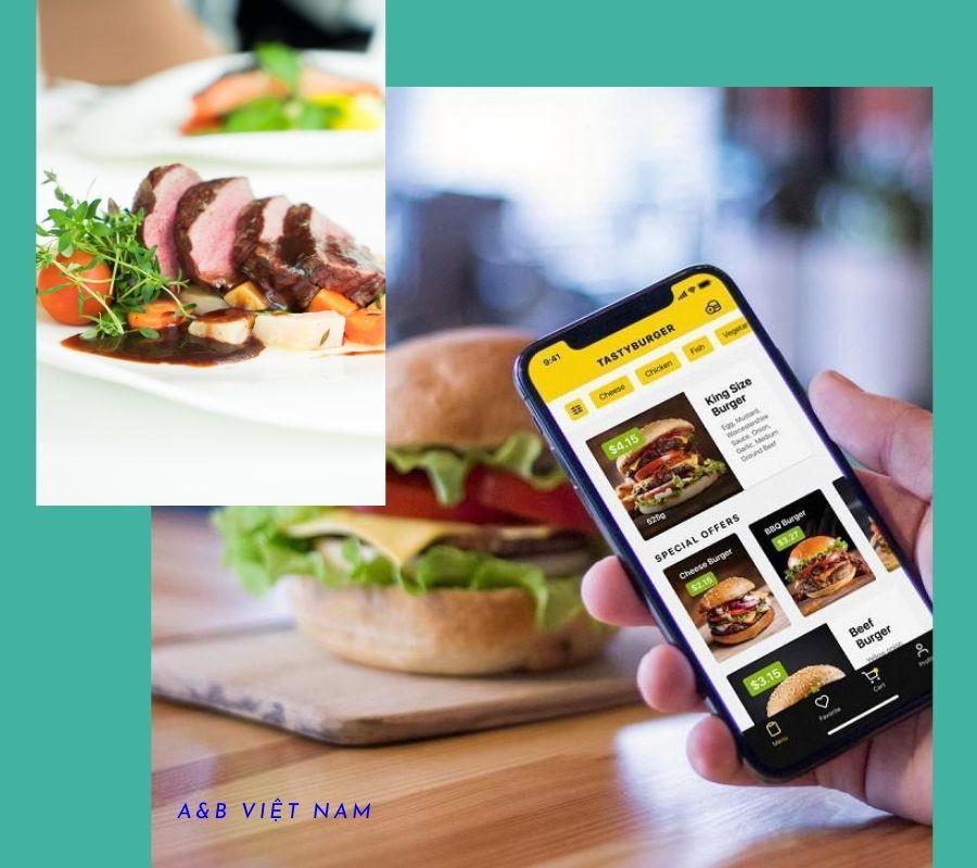 Thiết kế web Nhà hàng ẩm thực trọn gói
