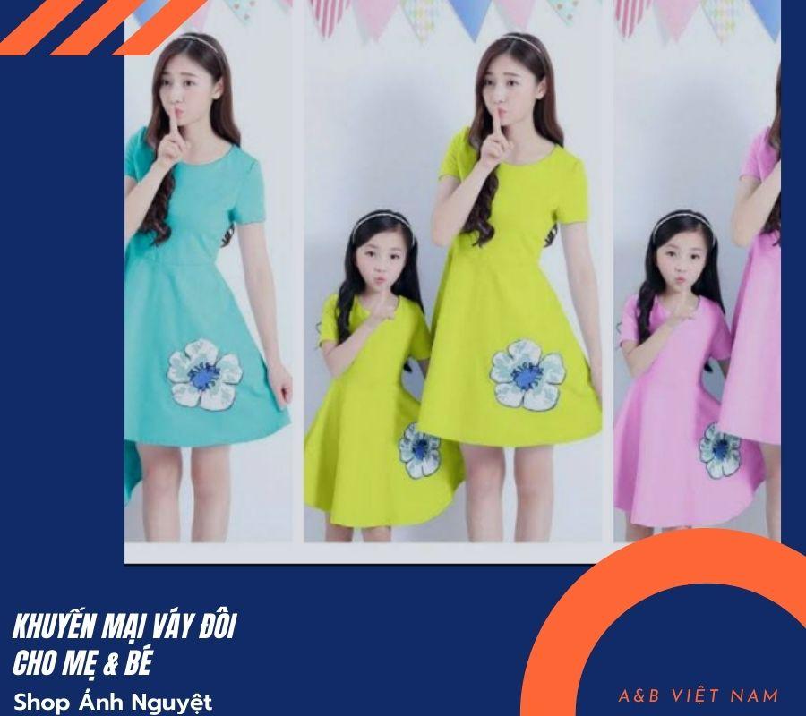 Thiết kế web bán hàng thời trang mẹ và bé chuẩn seo