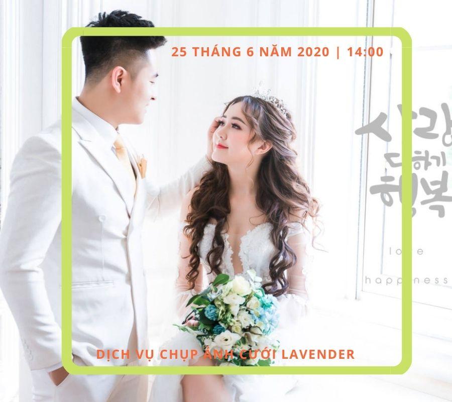 Thiết kế web trọn gói Studio chụp ảnh cưới