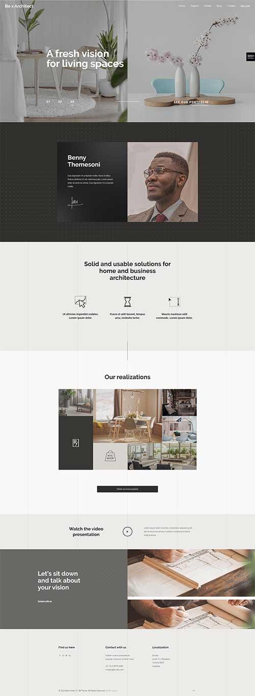 Website Đơn vị cung cấp dịch vụ Tư vấn và thiết kế nhà