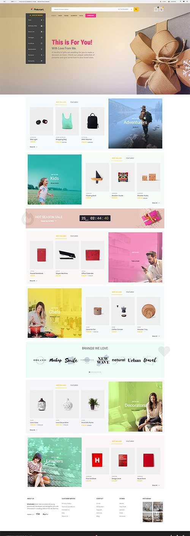 Web Shop Bán Đồ Handmade Quà Lưu Niệm