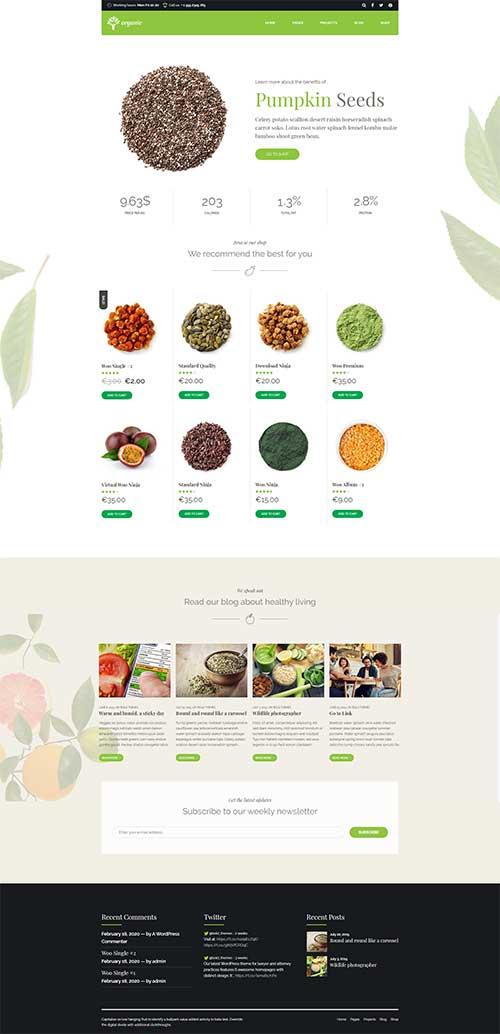 Web Bán Nông Sản Thực Phẩm Sạch Safe Food