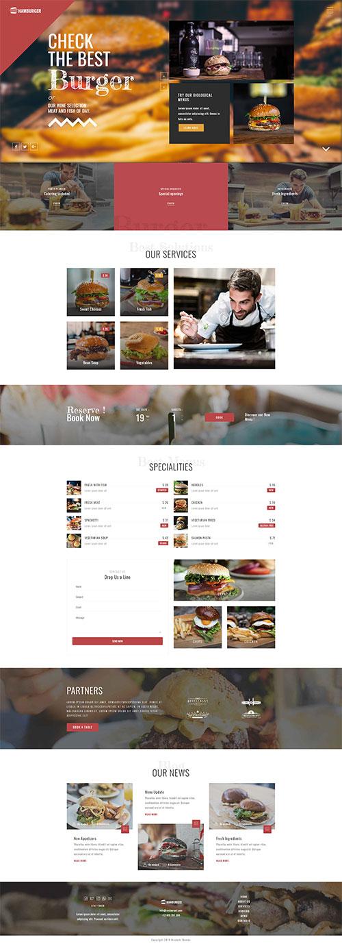 Mau-web-Tiem-banh-Hamburger