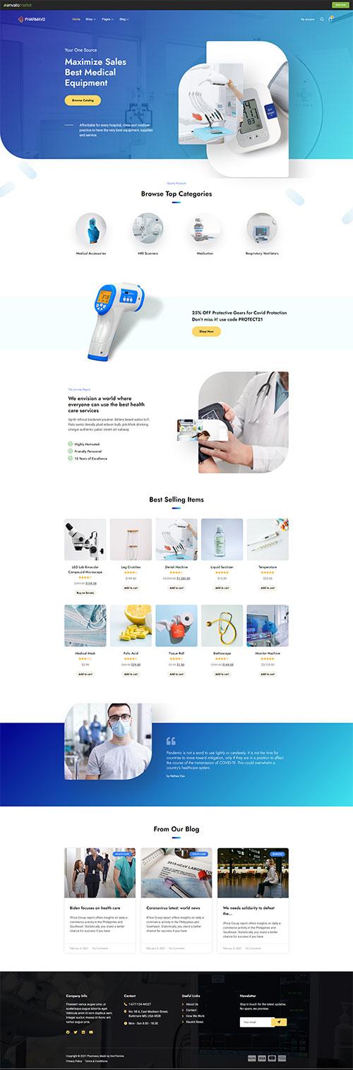 Mẫu-web-khẩu-trang-thiet bi y tế 02