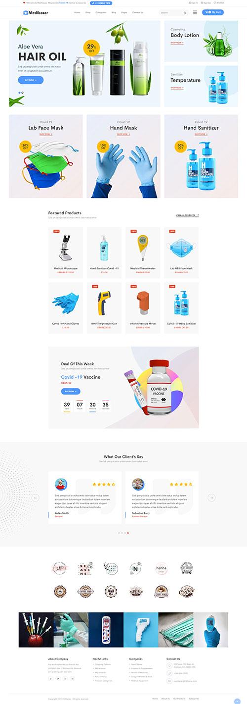 Mẫu-website-Khẩu-Trang-Thiết-Bị-Y-Tế-04