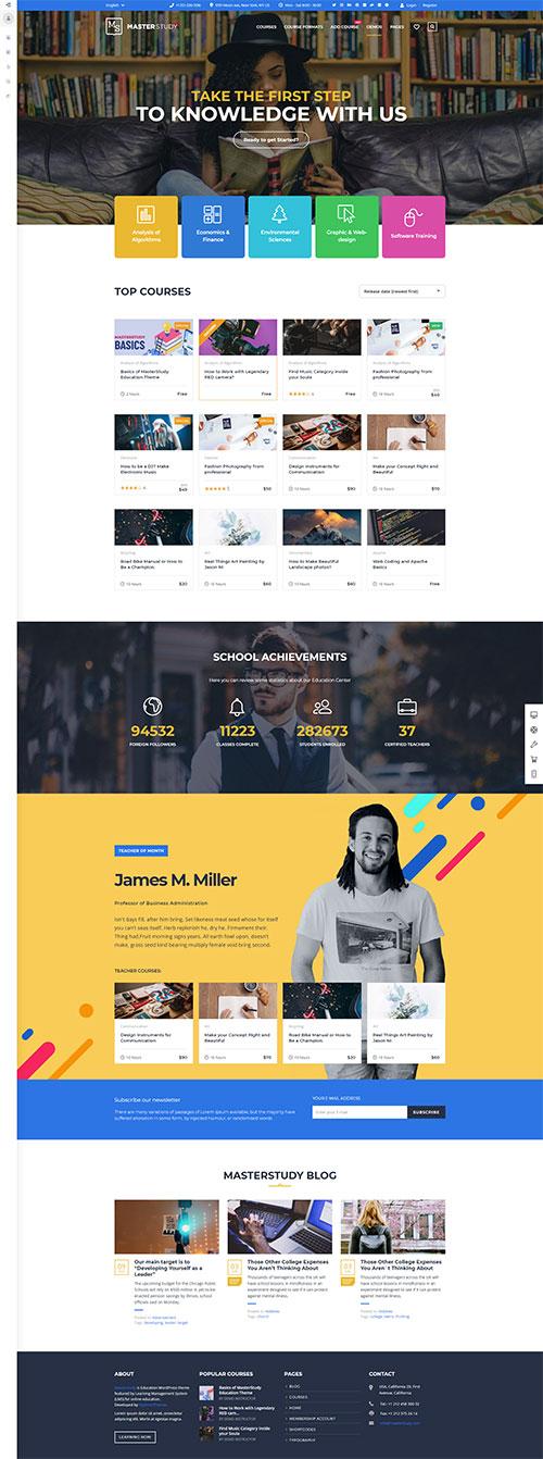 Mẫu-website-Khóa-đào-tạo-chuyên-nghiệp-03