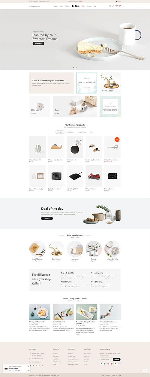 Mẫu-website-đồ-handmade-đẹp-01