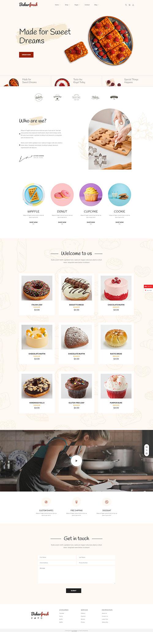 Mẫu-web-Tiệm-bánh-đồ-ăn-nhanh-04