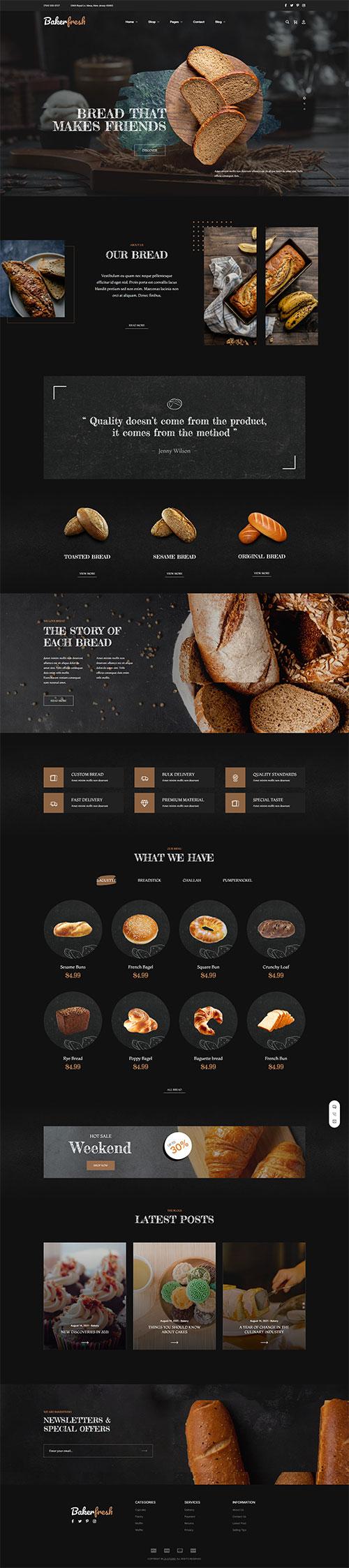 Mẫu-web-Tiệm-bánh-đồ-ăn-nhanh--Cake-shop-08
